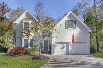 Red Bank Single Family Home For Sale: 24 Windward Way