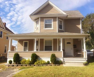 Long Branch Multi Family Home Under Contract: 66 Jackson Street