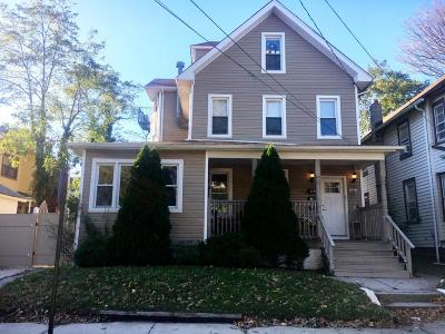 Asbury Park Multi Family Home Under Contract: 1205 Emory Street