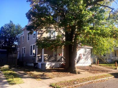 Asbury Park Multi Family Home Under Contract: 1204 Emory Street