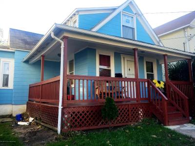 Neptune Township Single Family Home Under Contract: 1314 Monroe Avenue