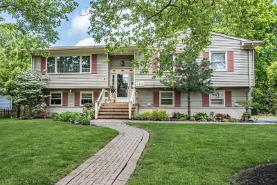 Sea Girt Single Family Home For Sale: 1314 W Magnolia Avenue