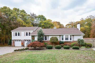 Wall Single Family Home For Sale: 1503 Wyckoff Road