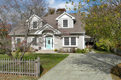 Toms River Single Family Home For Sale: 84 Grand Avenue