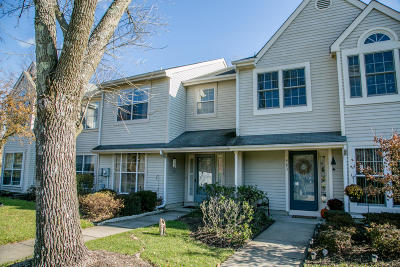 Howell Condo/Townhouse For Sale: 482 Cottonwood Court