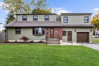 Freehold Single Family Home For Sale: 4 Mead Avenue
