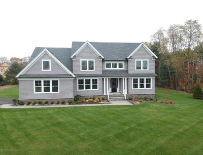 Freehold Single Family Home For Sale: 2 Legend Hollow
