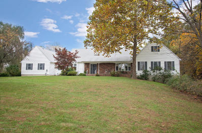 Freehold Single Family Home For Sale: 12 Ginesi Drive