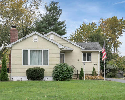Spring Lake Single Family Home Under Contract: 811 Central Avenue