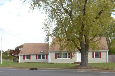Brick Single Family Home For Sale: 144 Princeton Avenue