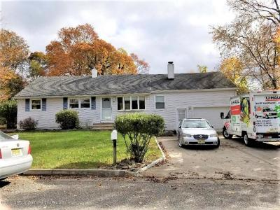 Neptune Township Attached For Sale: 210 Cliffwood Drive