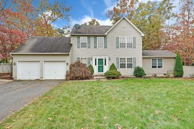 Ocean County Single Family Home For Sale: 22 Melissa Lee Drive