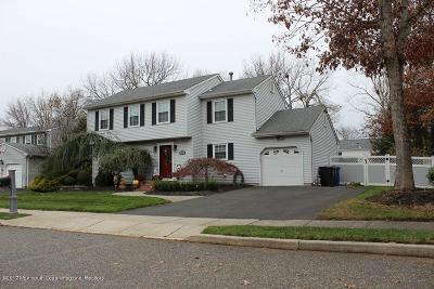 Toms River Single Family Home For Sale: 139 Village Road
