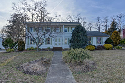 West Long Branch Single Family Home For Sale: 21 Ridge Road