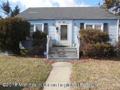 Neptune Township Single Family Home For Sale: 211 Union Avenue