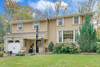 Monmouth County Single Family Home For Sale: 10 Teabury Lane