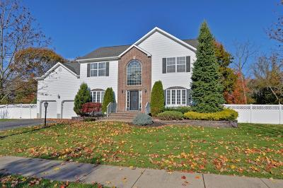 Ocean County Single Family Home For Sale: 772 Jacqueline Court