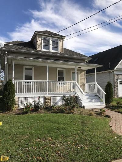 Long Branch Single Family Home For Sale: 505 Long Branch Avenue