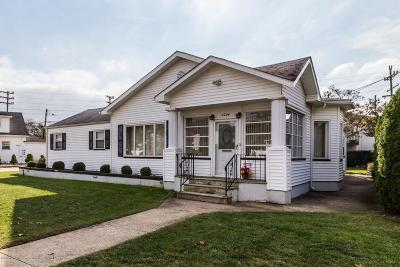 Point Pleasant Single Family Home For Sale: 2204 Herbertsville Road