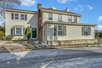Freehold Single Family Home For Sale: 5 Clayton Avenue