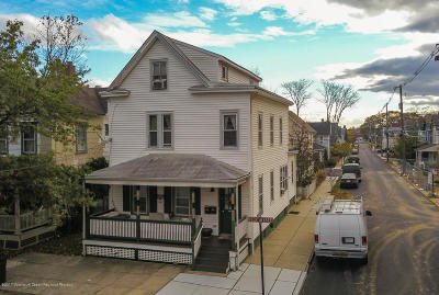 Ocean Grove Single Family Home For Sale: 148 Heck Avenue