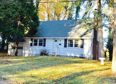 Middletown Single Family Home For Sale: 3 The Terrace
