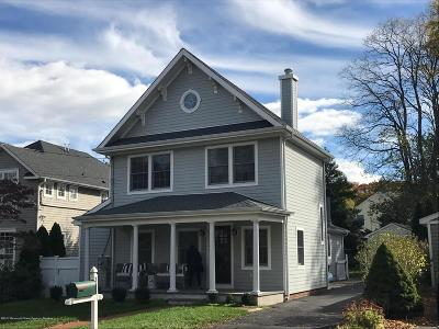 Fair Haven Single Family Home Under Contract: 14 Sycamore Lane