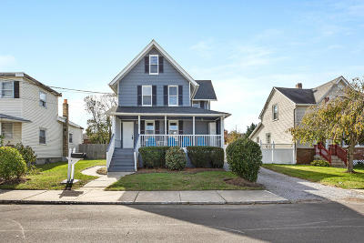 Long Branch Multi Family Home For Sale: 142 Sampson Place