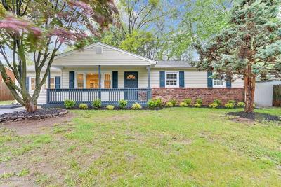 Brick Single Family Home For Sale: 743 Sateroja Road
