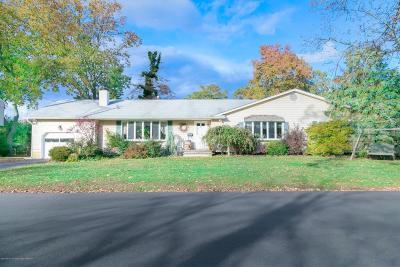 Brick Single Family Home For Sale: 548 Robinhood Road