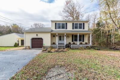 Ocean County Single Family Home For Sale: 622 Harmony Road