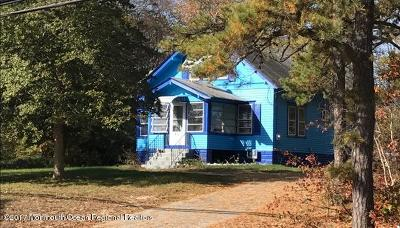 Ocean County Single Family Home For Sale: 407 Dover Road