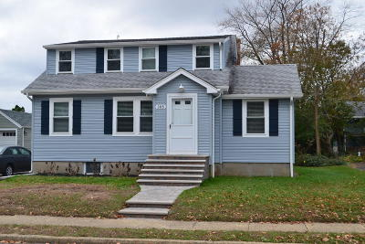 Point Pleasant Multi Family Home For Sale: 305 St Louis Avenue #Units 1