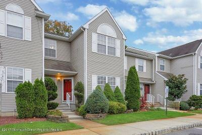Freehold Condo/Townhouse For Sale: 1602 Wagon Wheel Court
