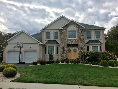 Howell Single Family Home For Sale: 8 Saveria Court