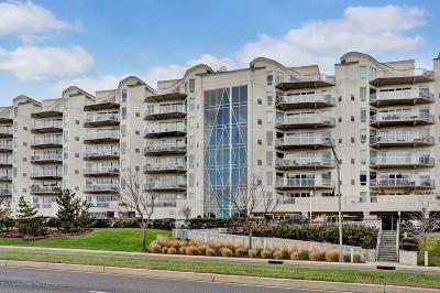 Monmouth County Condo/Townhouse For Sale: 432 Ocean Boulevard #317