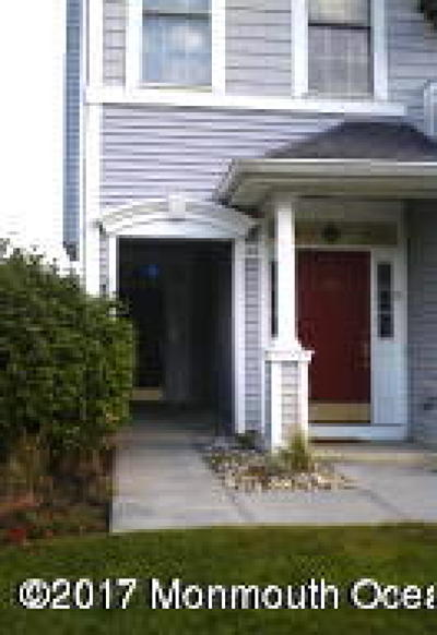 Monmouth County Condo/Townhouse For Sale: 20 Skimmer Lane