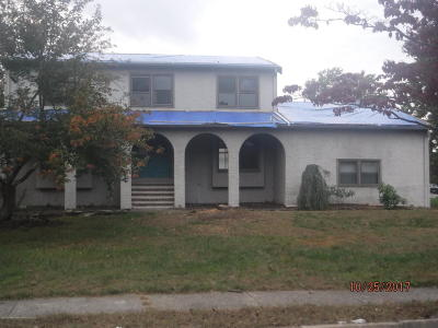 Toms River Single Family Home For Sale: 364 Gilmores Island Road