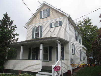 Monmouth County Single Family Home For Sale: 53 Bay Avenue