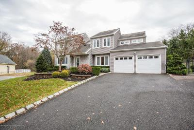 Monmouth County Single Family Home For Sale: 8 Branch Court