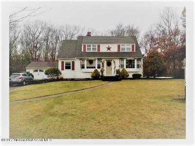 Ocean County Single Family Home For Sale: 55 Hillside Avenue