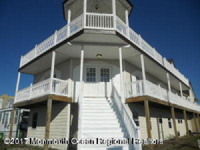 Seaside Heights Multi Family Home For Sale: 102 Bay Boulevard