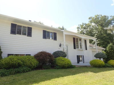 Howell Single Family Home For Sale: 29 Princeton Drive