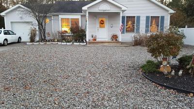 Ocean County Single Family Home For Sale: 617 Sunrise Boulevard