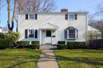 Little Silver Single Family Home Under Contract: 210 Pinckney Road