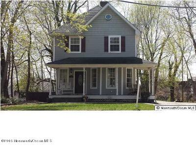 Monmouth County Single Family Home For Sale: 716 Sycamore Avenue