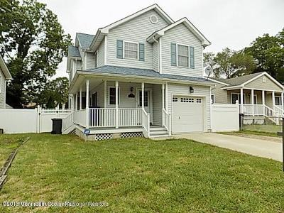 Ocean County Single Family Home For Sale: 2108 Taylor Road