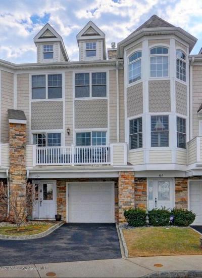 Monmouth County Condo/Townhouse For Sale: 404 Villa Drive