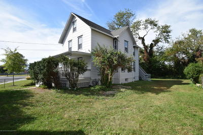 Monmouth County Single Family Home For Sale: 1327 E 10th Avenue