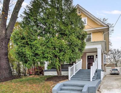 Asbury Park Single Family Home For Sale: 708 4th Avenue